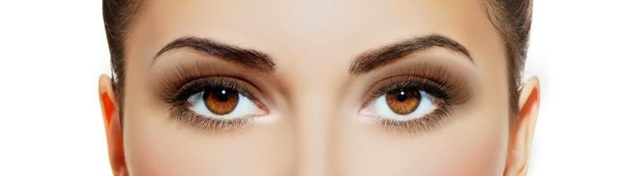 Brown copper mineral eyeshadow eye shadow
