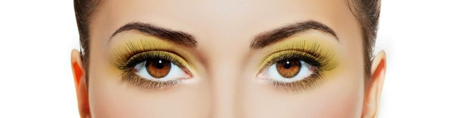 yellow mineral eyeshadow eye shadow