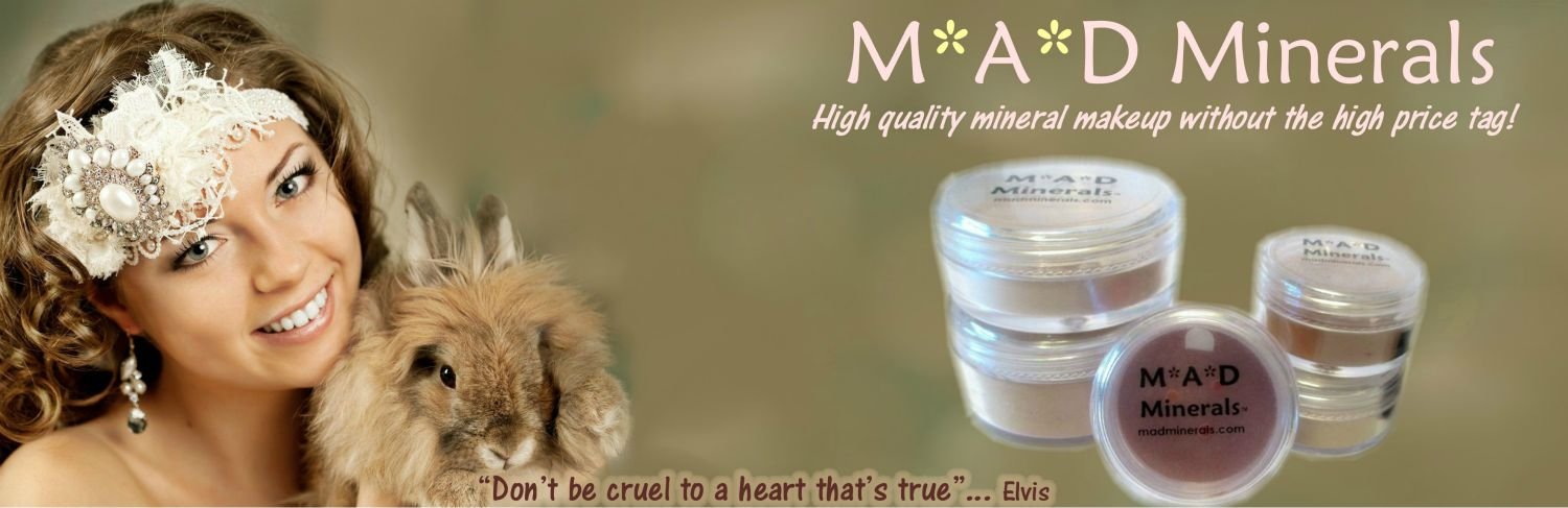 Welcome To M*A*D Minerals Makeup!!!