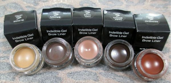 Indelible Gel Brow Liner