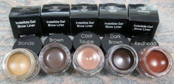 INDELIBLE BROW GEL DIP FOR THE PERFECT BROWS
