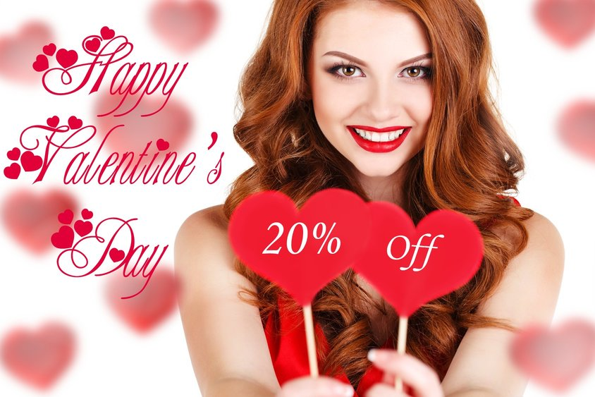Valentine's Day Collection 20%OFF