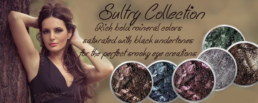 SULTRY COLLECTION DEEP AND BOLD SHIMMERS