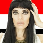 EGYPTIAN PRINCESS MAKEUP TUTORIAL