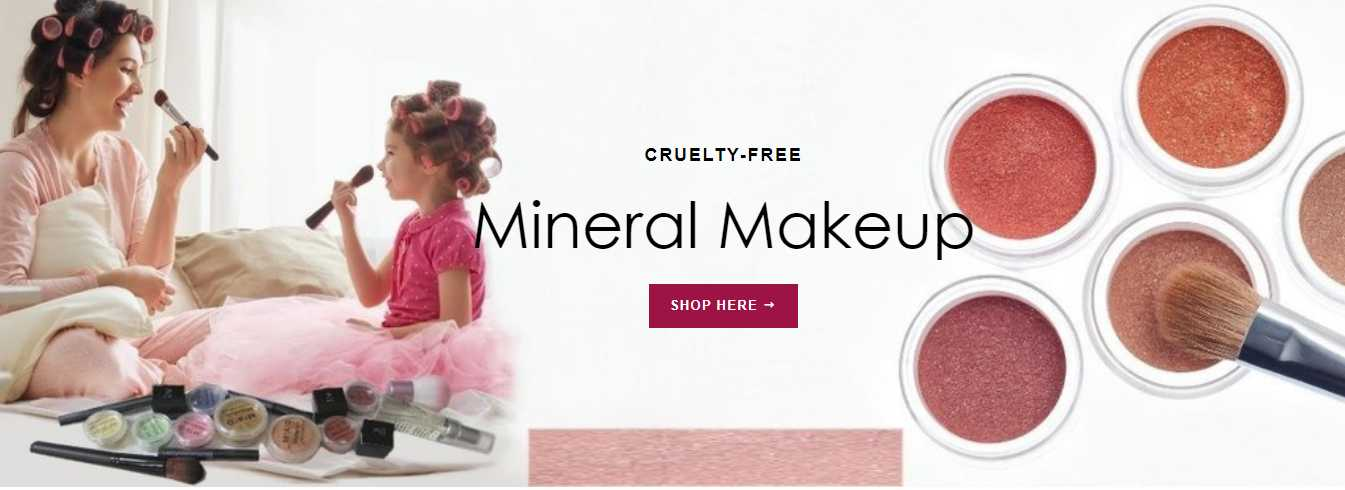 Welcome to M*A*D Minerals Makeup - Cruelty-free SHOP AT OUR NEW SITE