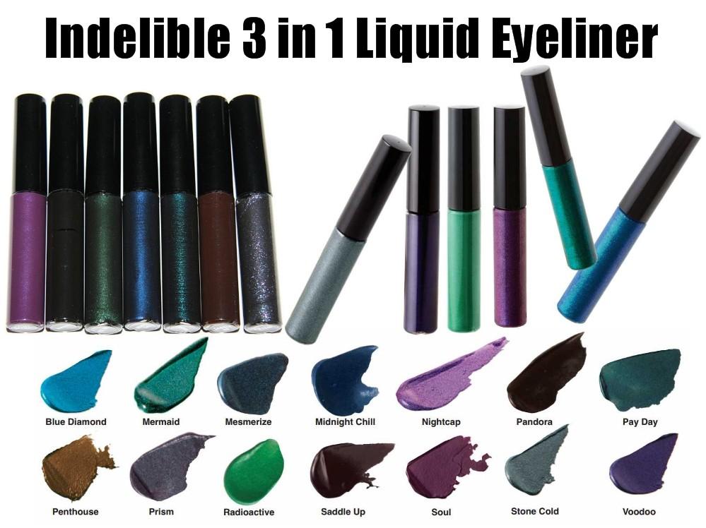 Pre-Order Indelible 3 In 1 Liquid Eyeliner