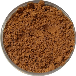 Dark Golden Mineral Foundation