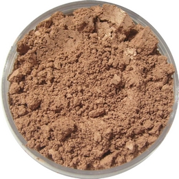 Rosy Med-Tan Mineral Foundation
