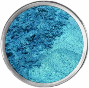 ELECTRIC BLUE MINERAL COLOR