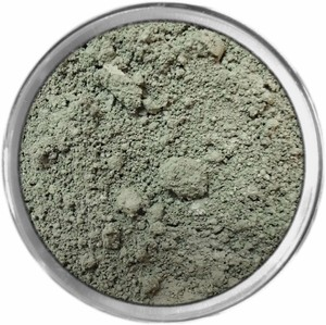 GREEN CLAY MINERAL COLOR