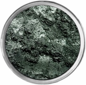 SULTRY GREEN MINERAL COLOR