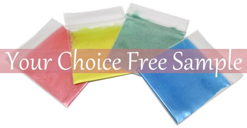 Free Sample With Every Order
